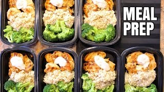 ALL 80 MEAL PREP RECIPES on this channel!
