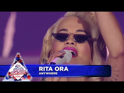 Rita Ora - 'Anywhere' (Live At Capital's Jingle Bell Ball 2018) Mp3
