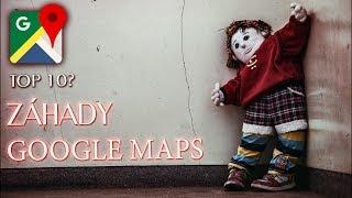 DĚSIVÉ NÁLEZY NA GOOGLE MAPS