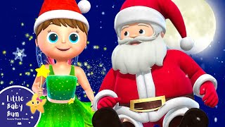 Jingle Bells V2 | Christmas Songs | +More Nursery Rhymes and Kids Songs | Learn with Little Baby Bum