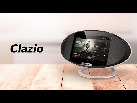 Clazio: Alexa & Android Smart Speaker