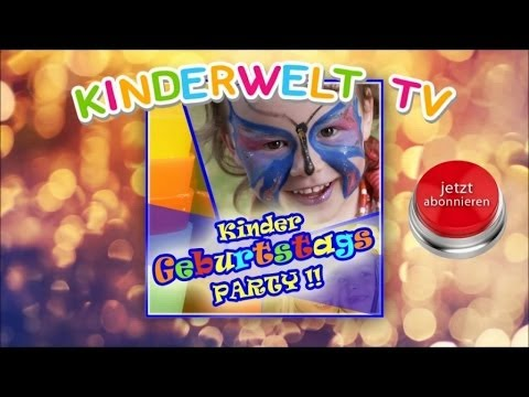 Geburtstagslied - Kinder Party - Die Maus Die Hat Geburtstag (Kinderlied)
