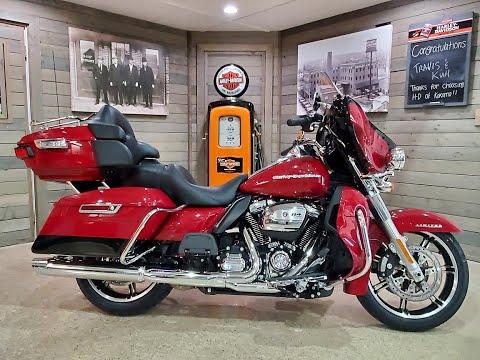 2021 Harley-Davidson Ultra Limited in Kokomo, Indiana - Video 1