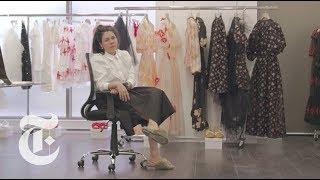 Inside Simone Rochas All-Female Fashion House   In The Studio