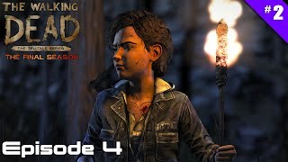 The Walking Dead: The Final Season - Episode 4, Part.2 - Je ne me sens pas très bien...