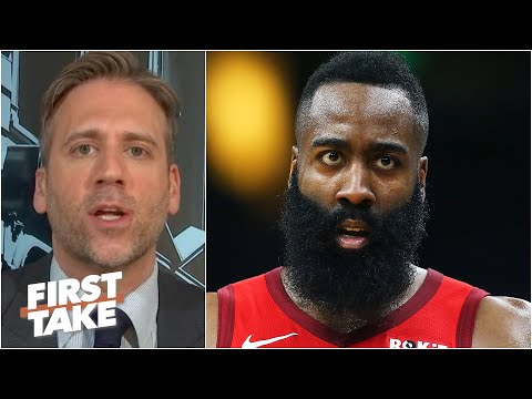 , title : 'Who's most to blame for James Harden not winning an NBA title? | First Take