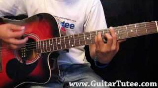 Sterling Knight - Hero, by www.GuitarTutee.com
