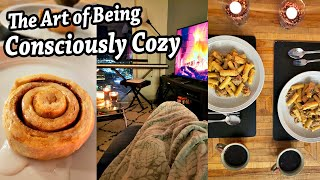 "How to Have a Cozy ""Hygge"" Evening (Vegan Recipes, Mulled Wine & Lots of Candles)"