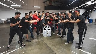 ULTIMATE ROCK PAPER SCISSORS FOR WORK WHEELS/FREE TRIP TO JAPAN!