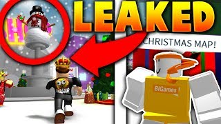 *NEW* PET SIMULATOR CHRISTMAS UPDATE MAP LEAKED BY THE OWNER!!? (Roblox)