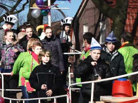 Wilbertoord carnavalsoptocht 2011