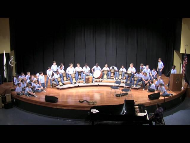 Drakensberg Boy's Choir - South African Folk Songs
