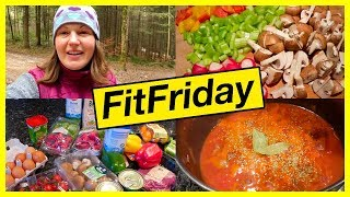 HEALTHY FOOD HAUL & LOW-CARB BEEF STEW RECIPE #FitFriday
