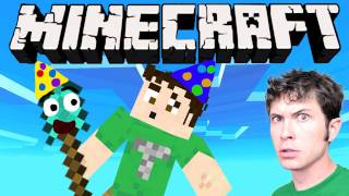 Minecraft - DIG PARTY!!