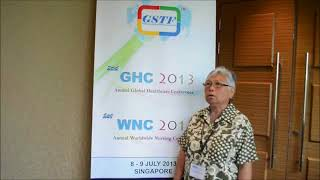 Dr. Nita Jane Carrington at WNC Conference 2013 by GSTF