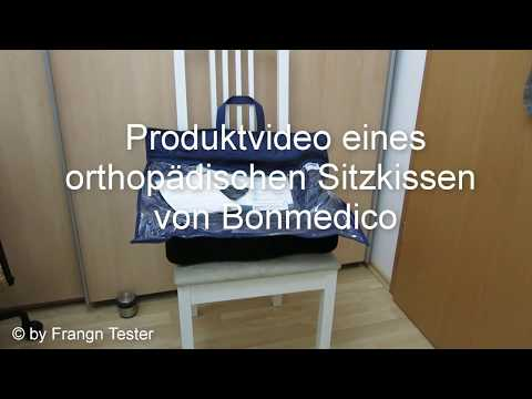 263 - ergonomisches Sitzkissen - von Bonmedico®