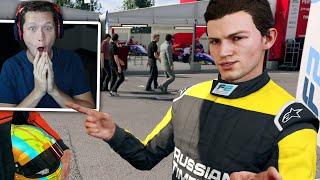 BRAKING POINT - NEW F1 2021 STORY MODE