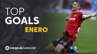 TOP Goals January LaLiga Santander 2019/2020