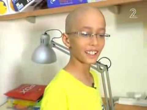 כתבה בערוץ 2 – ילד מרחשי לב נפגש עם בנימין נתניהו וכוכב הכדורגל ליאונל מסי