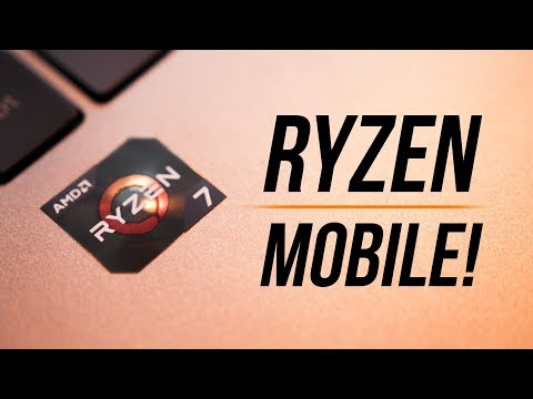 AMD Ryzen Mobile CPUs –  Everything You Need To Know!