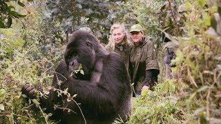 Exclusive: Ellen's Summer Trip to Rwanda