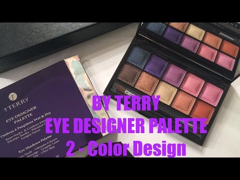 Preciosity Eye Designer Palette Parti-Pris Gift Set by By Terry #4