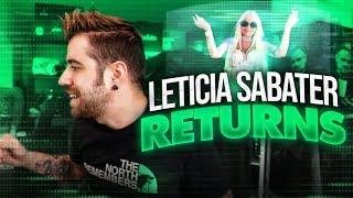 LETICIA SABATER(OMG)RETURNS