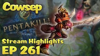 Cowsep Stream Highlights EP 261: KILLING SPREES