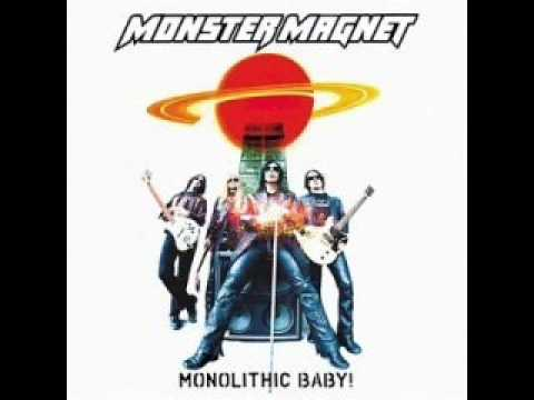 Master Of The Light - Monster Magnet - Monolithic Baby!