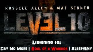 Gambar cover Level 10 Trailer (Official / Russell Allen & Mat Sinner / Studio Album / 2015)