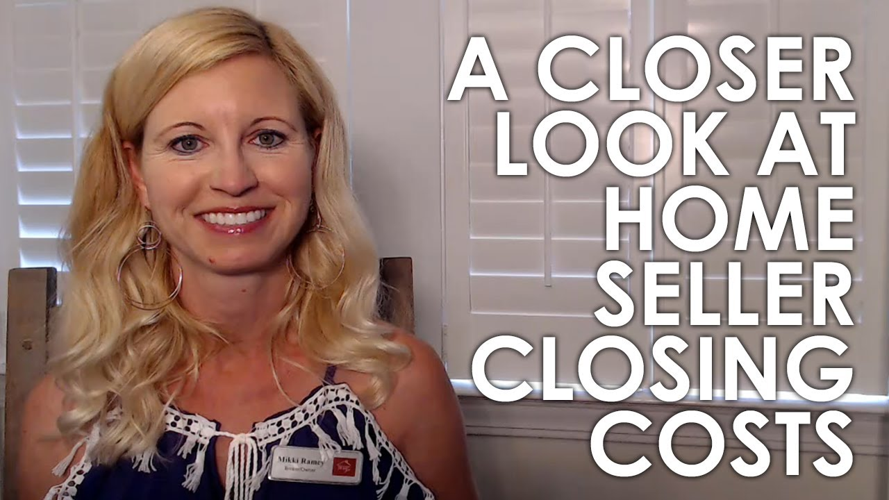 What Closing Costs Do Sellers Have to Pay?