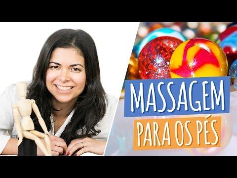 Imagem ilustrativa do vídeo: Massagem para Aliviar a Dor e Relaxar