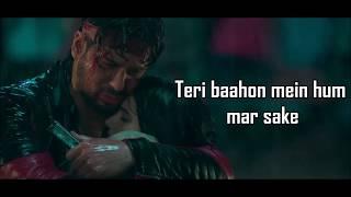 Tum Hi Aana ( Sad Version ) Lyrics | Marjaavaan   - YouTube