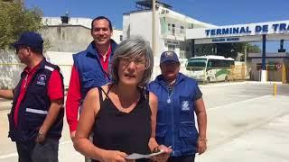 Miniatura Video Comienzo de Caravanas de Semana Santa