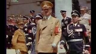 Друга світова війна в кольорі. (частина 1-а)