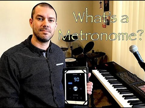 Tutorial of how you can easily implement a metronome into your practice routine
