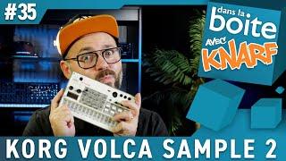 Korg Volca Sample Rev2 - Video