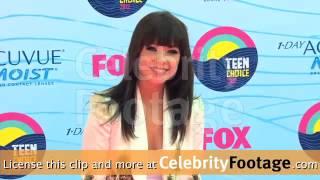 Нина Добрев и Йен Сомерхолдер, Teen Choice Awards 2012