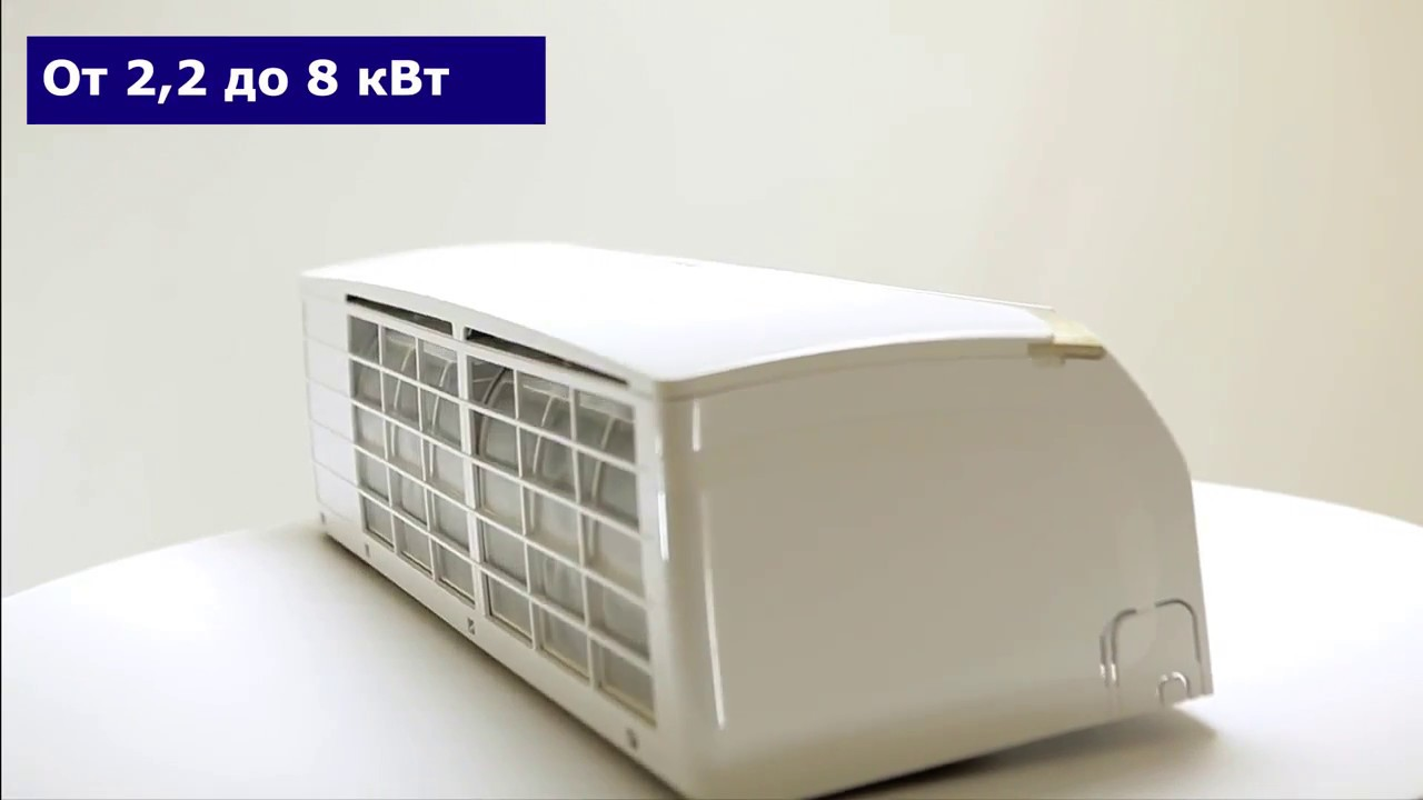 Сплит-система Gree Bora R410 Inverter 2019 GWH09AAB-K3DNA2A видео