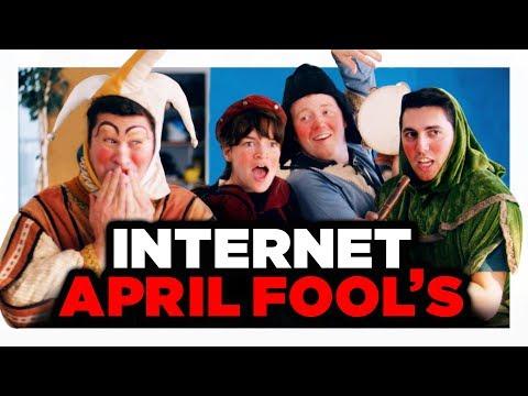 April Fool's on the Internet Sucks