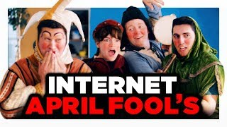 April Fool's on the Internet Sucks | Hardly Working