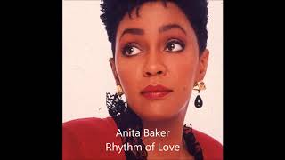 Anita Baker 01 Rhythm of Love