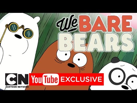 We Bare Bears | Charlie's Komposition (YouTube Exclusive) | Cartoon Network