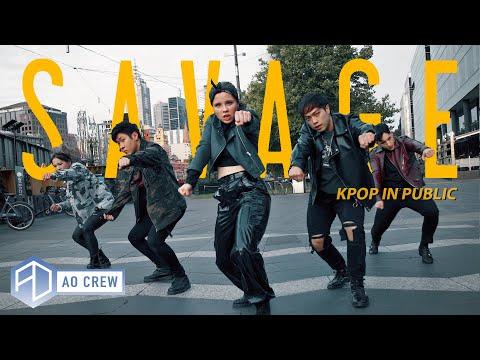 KPOP IN PUBLIC ACE 'Savage' Dance Cover [AO CREW - AUSTRALIA] ONE SHOT