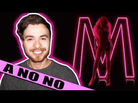 Mariah Carey A No No Song Reaction