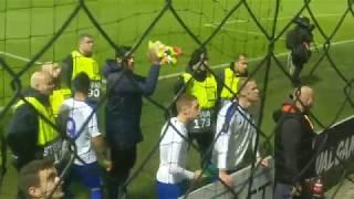 «Вы них*ра не играете!» У фанов киевского «Динамо» накипело