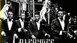 Four Tops - BABY I NEED YOUR LOVING ('Shivaree' April 17, 1965)