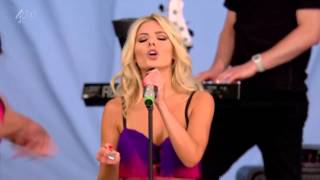 The Saturdays - What About Us (V Festival 2013)