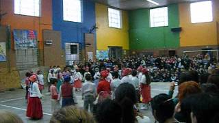 preview picture of video 'Baile de los candomberos de Maria Auxiliadora de Moron'