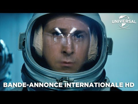 First Man / Bande-Annonce Internationale VF [Au cinéma le 17 Octobre]
